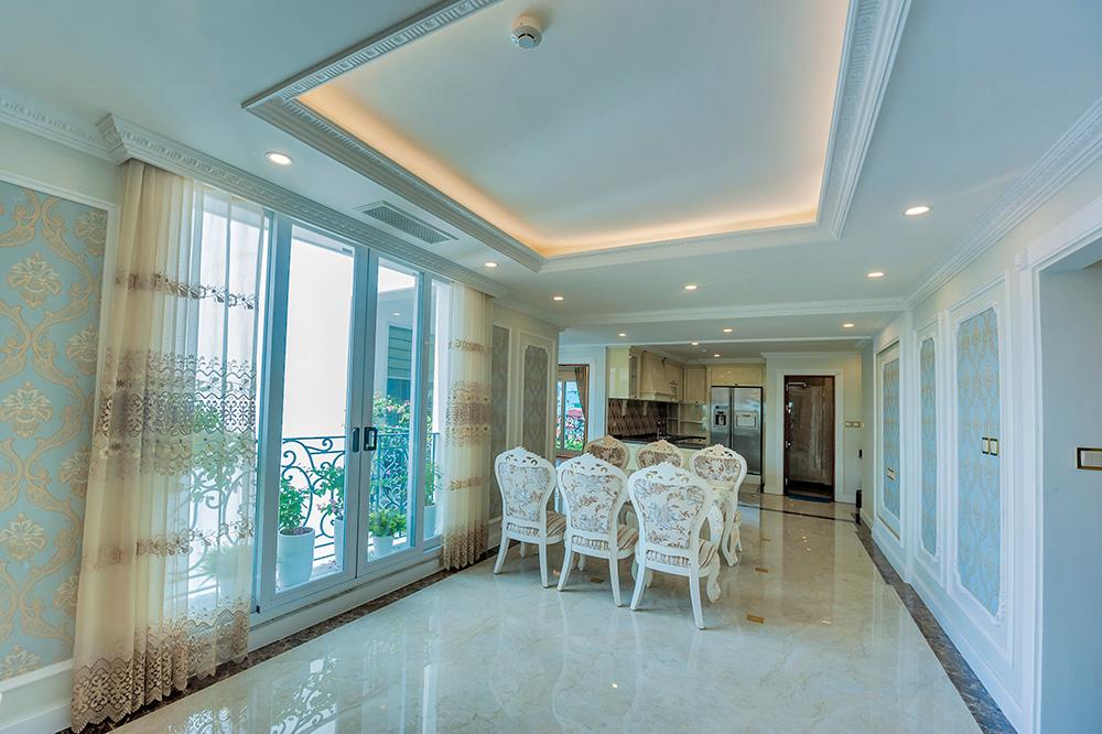 Kitchen - Big Apartment